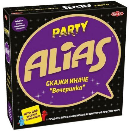 Настольная игра ALIAS Party (Скажи иначе Вечеринка)